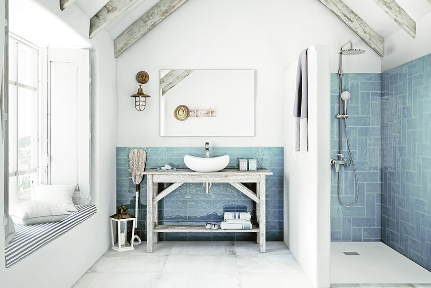 Which tiles are best for bathroom