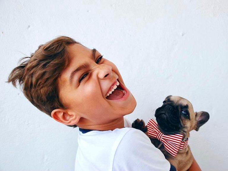 Which dogs are good with kids