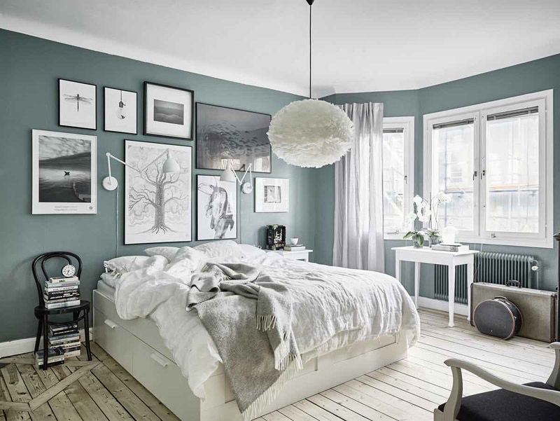 what is the most relaxing color for a bedroom