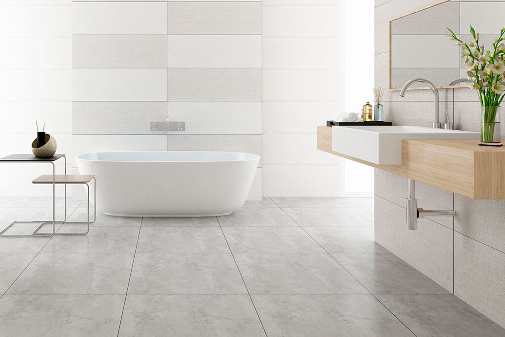 The 8 best floors for your bathroom