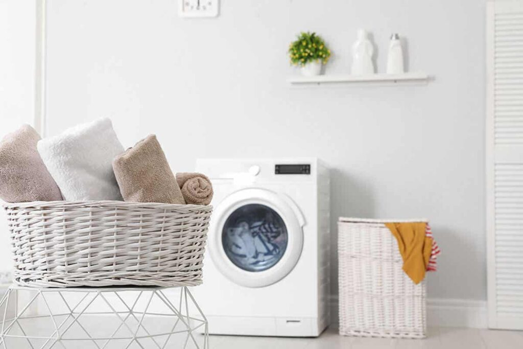 Avoid mistakes when storing towels