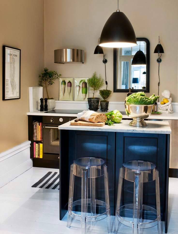 kitchen ideas for small spaces