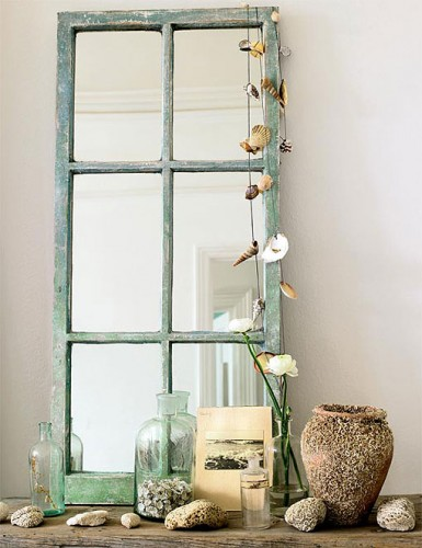 diy frames for mirrors