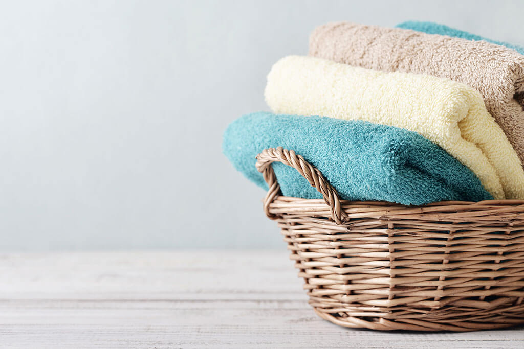 Tips for choosing towels and how to care for them