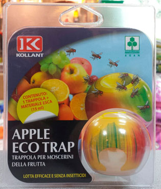 APPLE ECO TRAP fruit fly trap