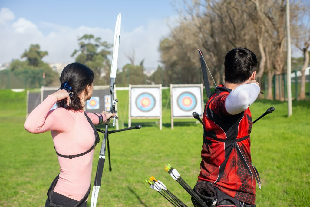 Why should you consider signing up for an archery course?