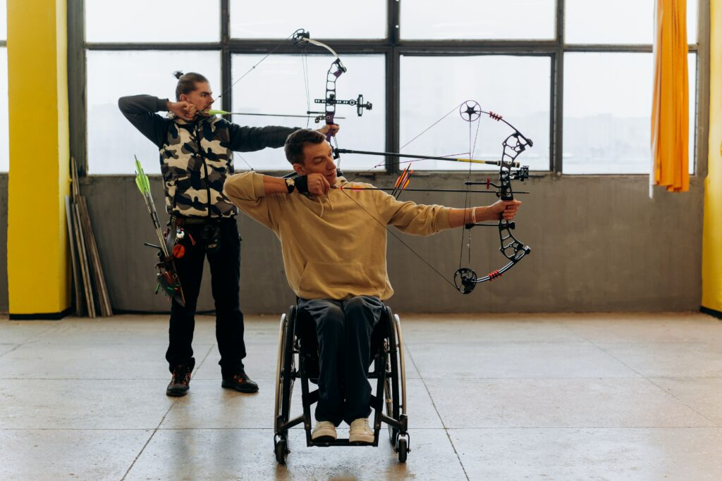 How much does an archery course cost?