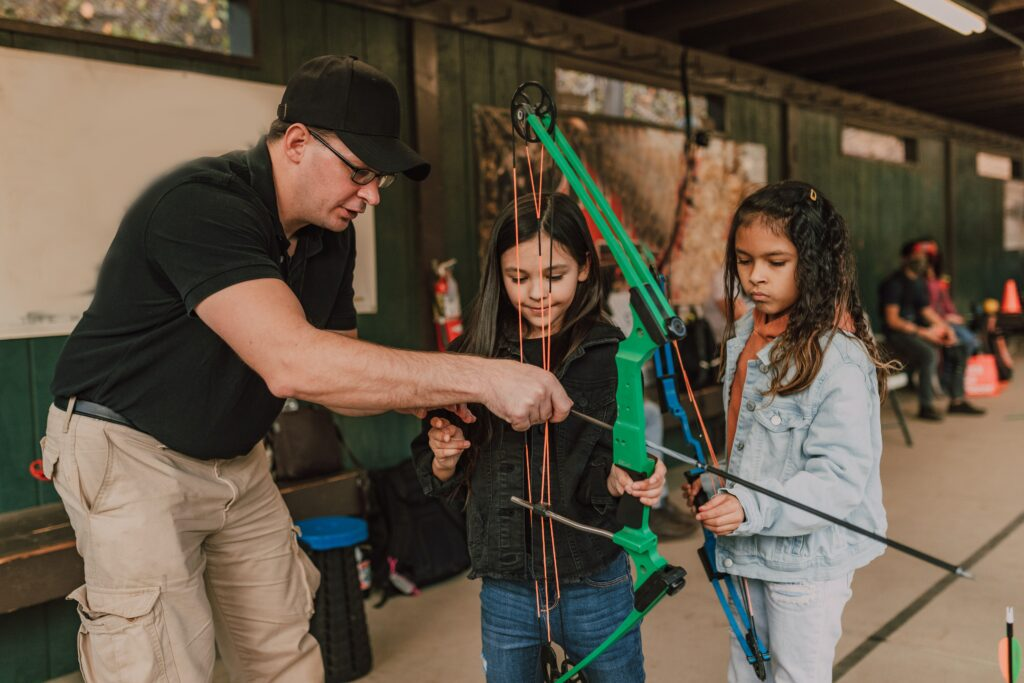 What are the benefits of archery lessons?
