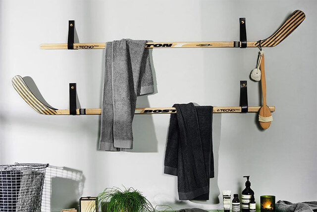 Ideas for towels in bathroom