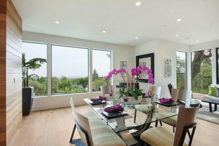 dining room effects systems fonts pink