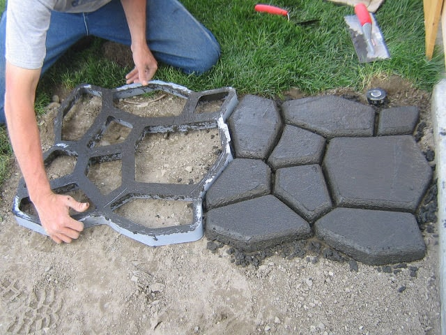 12. Save money by building your paved driveway