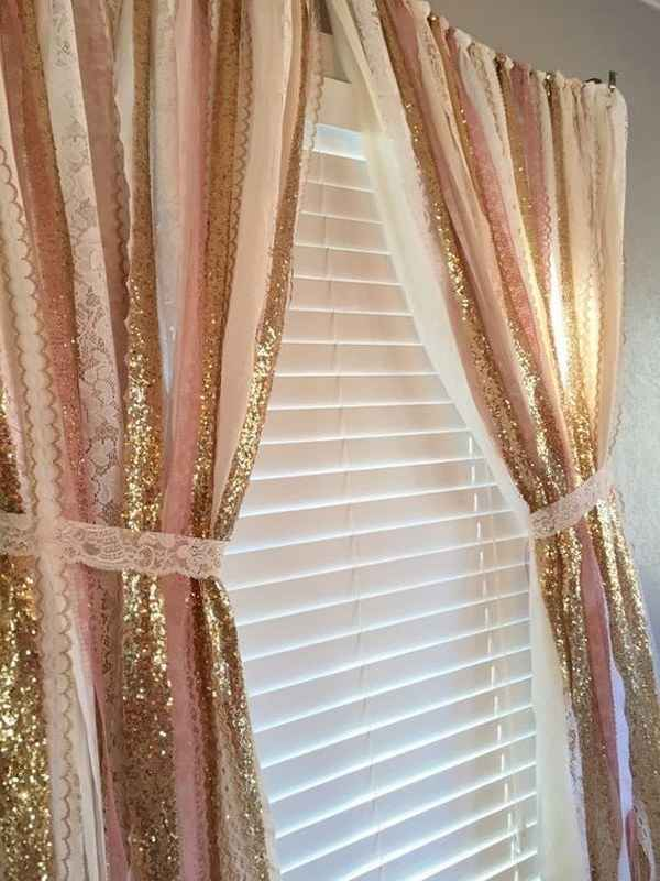 small window curtains
