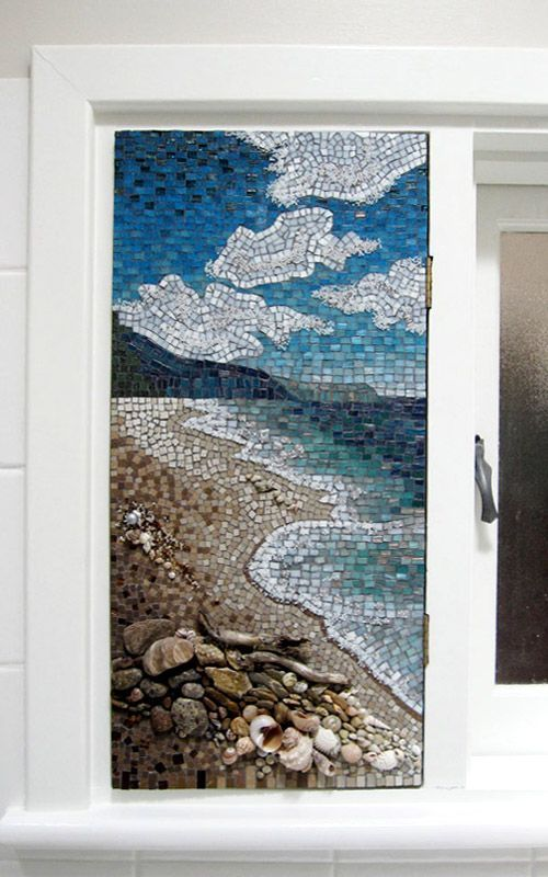 bathroom wall pictures ideas