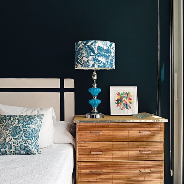 bedrooms with painted furniture