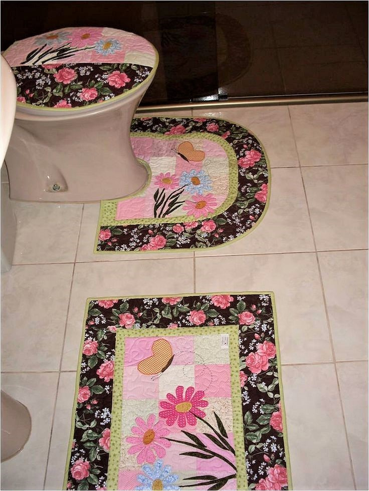 BATHROOM GAMES WITH FLOWERS AND BUTTERFLIES