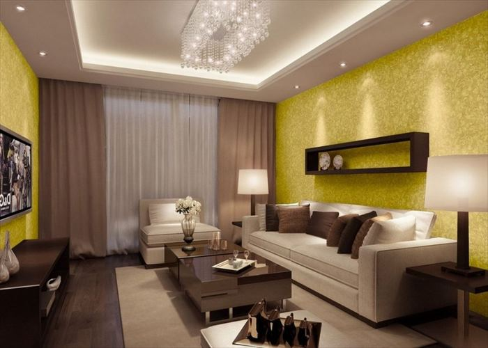 color for living room walls