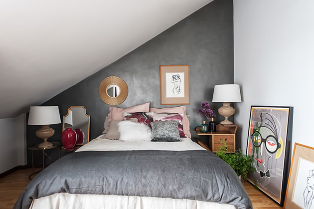small room bed ideas