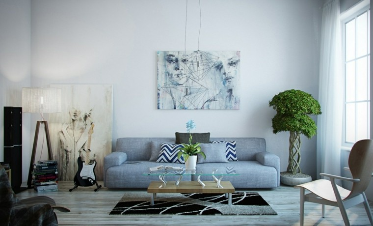 ideas to decorate a living room wall large picture ideas