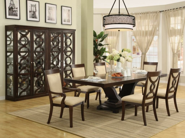 table centerpieces decoration dining room styles paintings