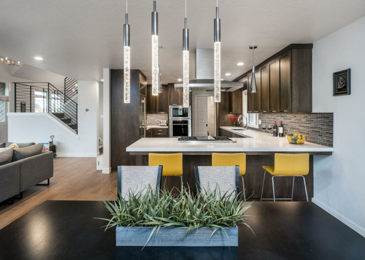 green-contemporary-dining-center-tables