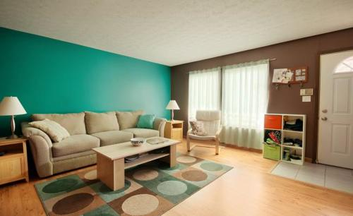 turquoise-color-room