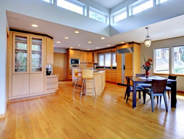 How to decorate the dining room according to Feng Shui - Colors and materials to decorate the dining room