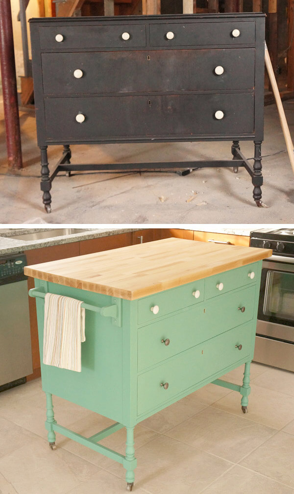 restore_old_furniture_commode_with_kitchen_ drawers