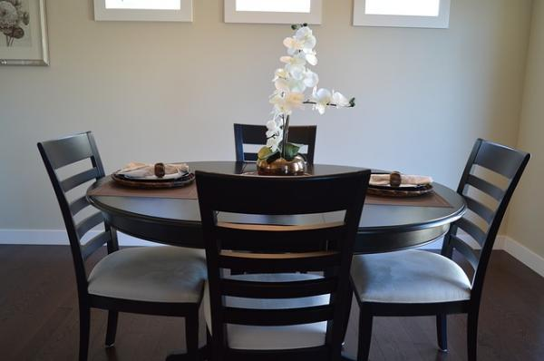 How to decorate the dining room according to Feng Shui - Other dining room furniture